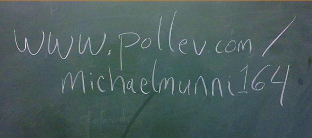 blackboard image