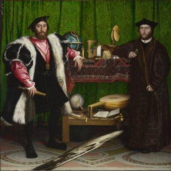 HolbeinTheAmbassadors